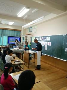 味覚教室①