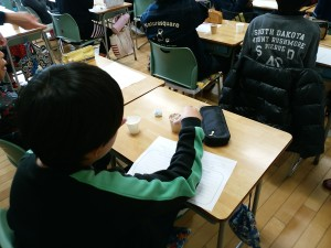 味覚教室③